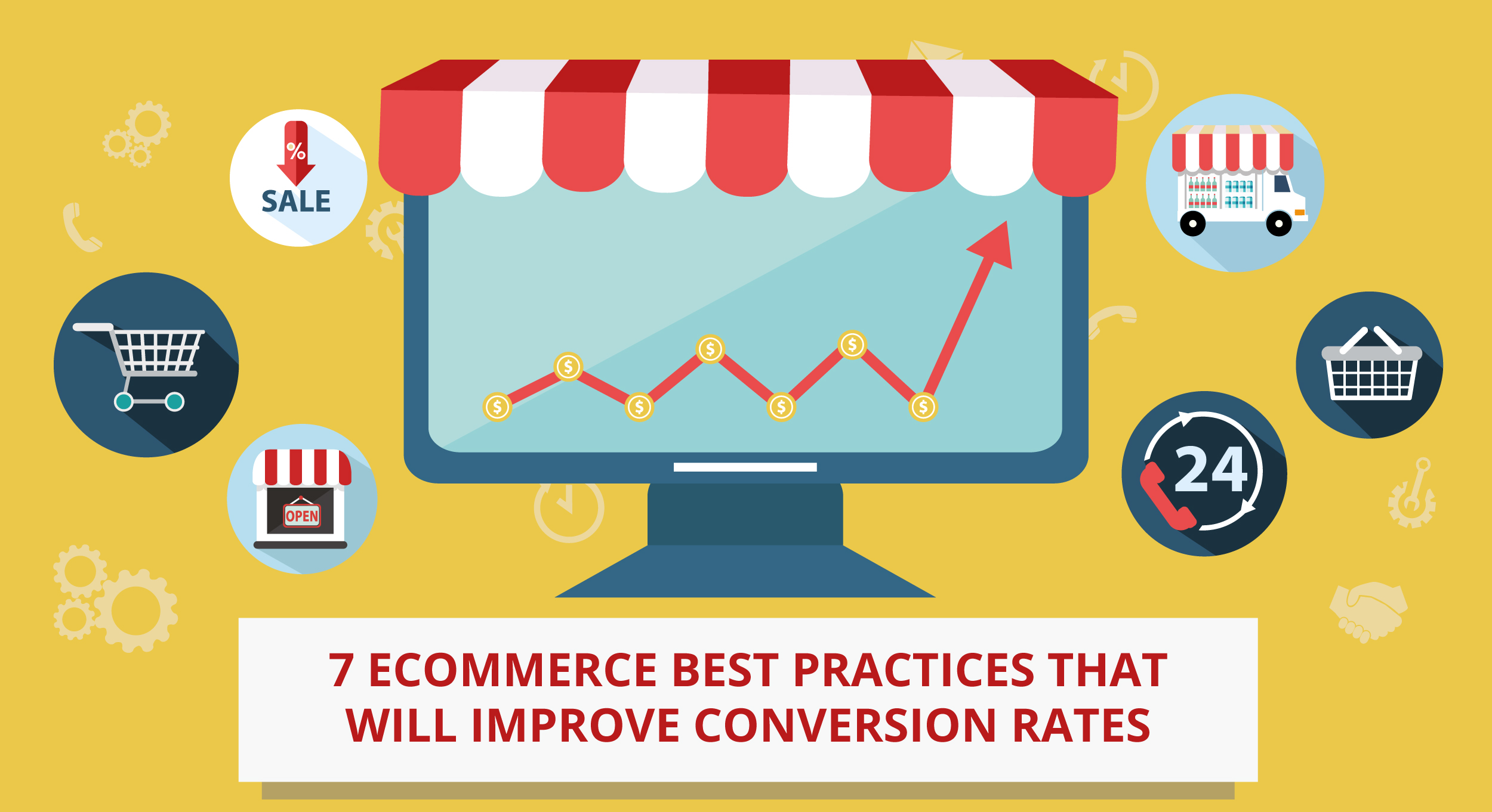 7 Ecommerce Best Practices That Will Improve Conversion Rates - MageMail
