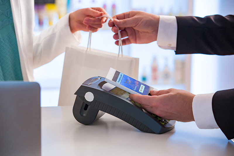 purchasing products using mobile payment
